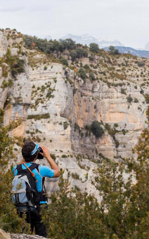 deportes de aventura con guaranatura senderismo sierra de guara 02