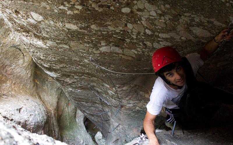 deportes de aventura en la sierra de guara con guaranatura vias ferratas 03