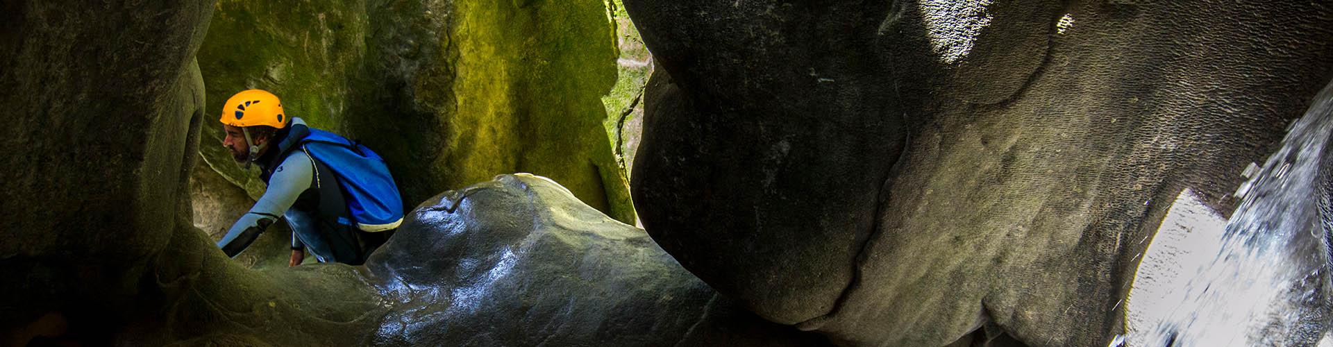 descenso de barrancos sierra de guara