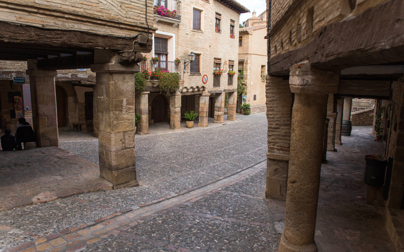 Villa Medieval de Alquézar
