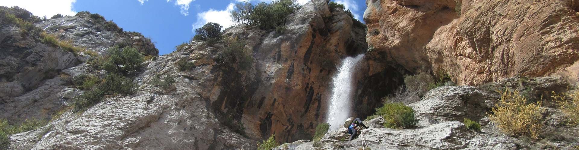 barranco de otin con guaranatura