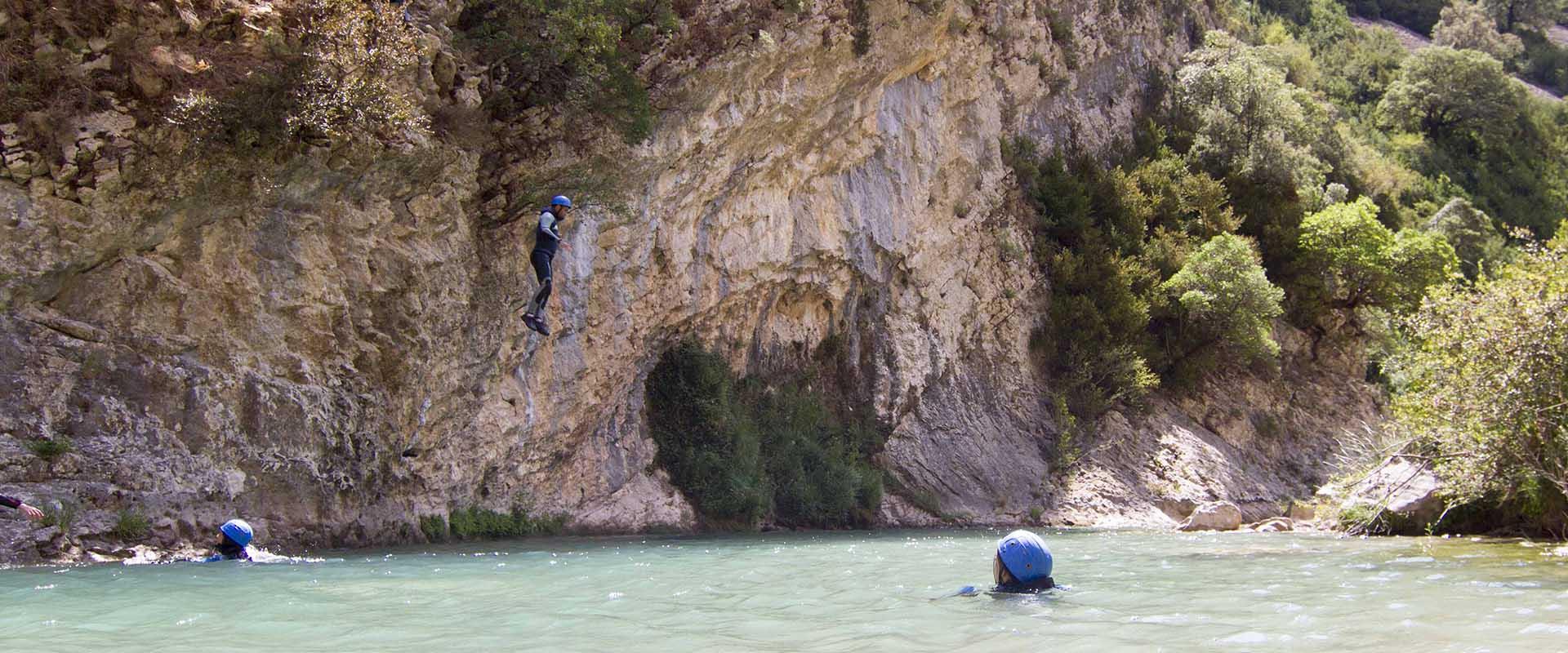 guaranatura deportes de aventura huesca